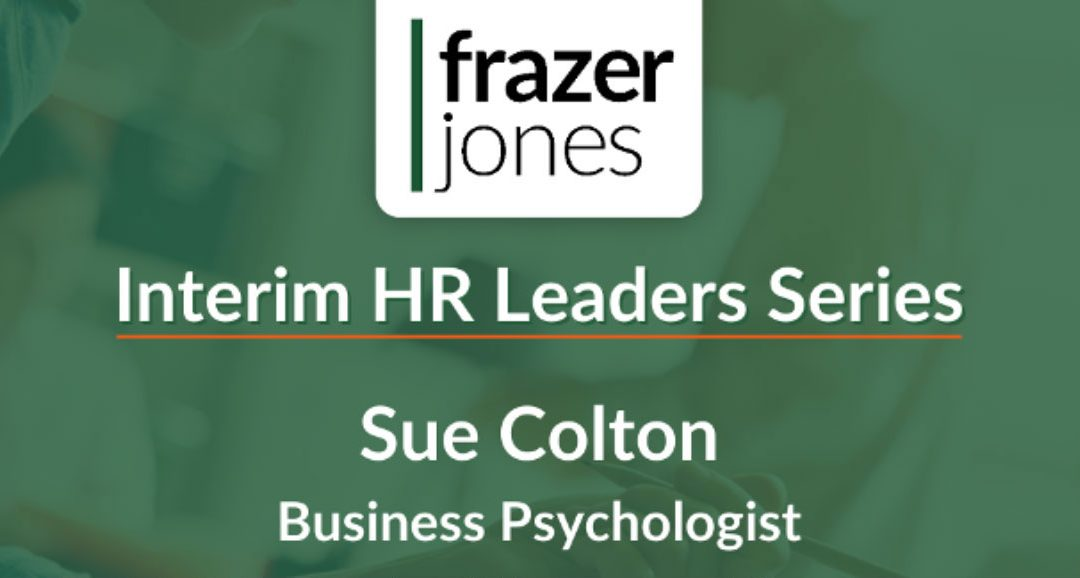 Frazer Jones Interim HR Leaders