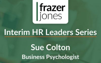 Frazer Jones Interim HR Leaders